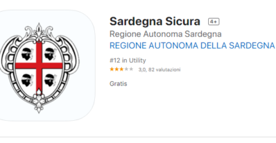 Before to travel, download Safe Sardinia app to record your arrival in Sardinia! 1